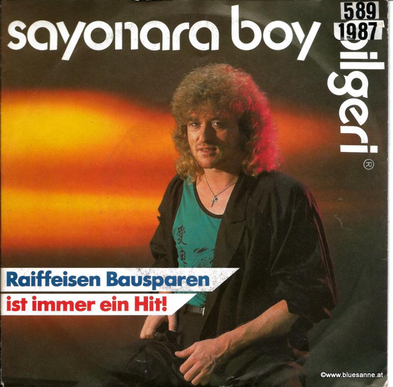 Bilgeri – Sayonara Boy 1987