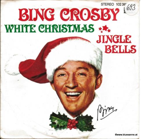 Bing Crosby – White Christmas Jingle Bells 1980