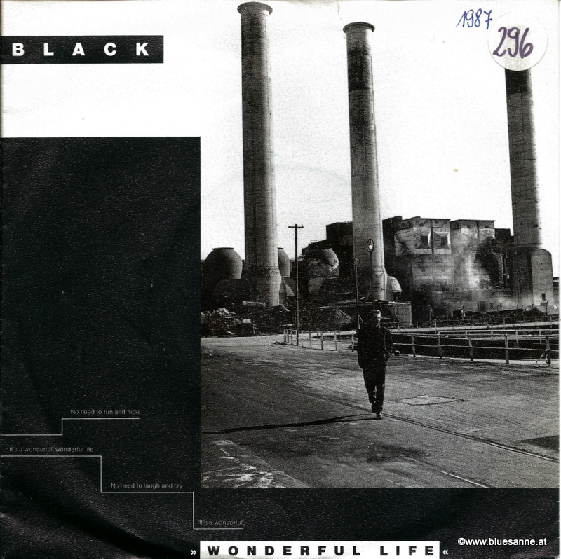 Black  ‎– Wonderful Life 1987