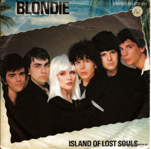 Blondie Island of lost souls 1982 Single