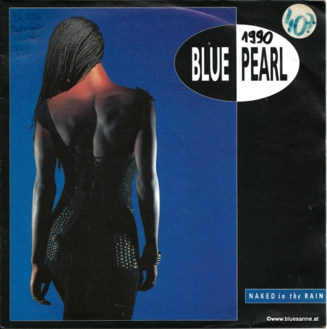 Blue Pearl ‎– Naked In The Rain 1990