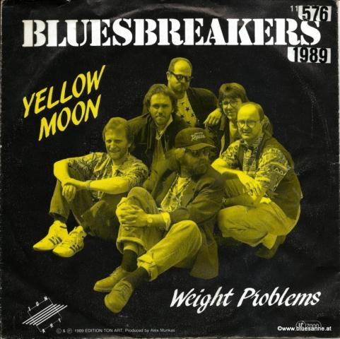 Bluesbreakers – Yellow Moon 1989