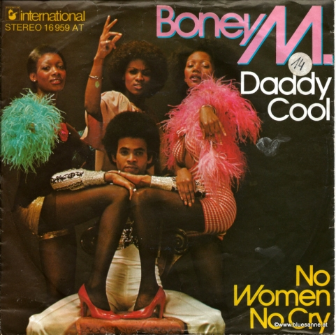Boney M Daddy Cool 1976 Single