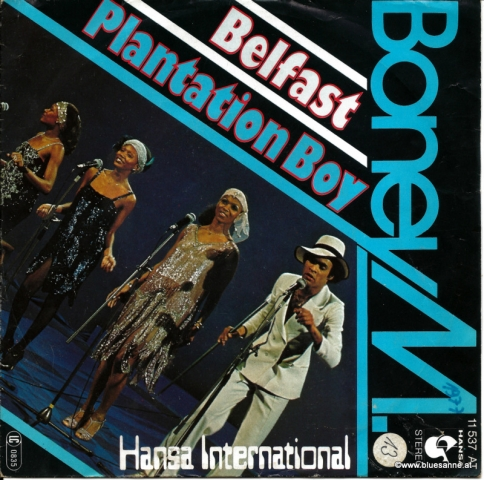 Boney M. – Belfast 1977