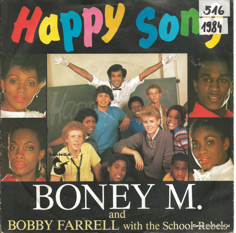Boney M. - Happy Song 1984