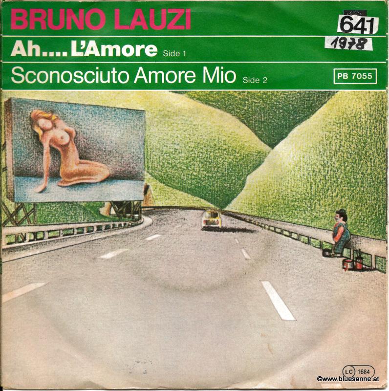 Bruno Lauzi – Ah... L´Amore 1978