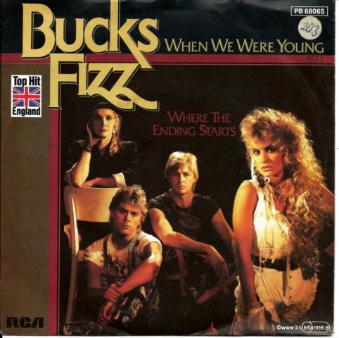 Bucks Fizz – When We Were Young 1983