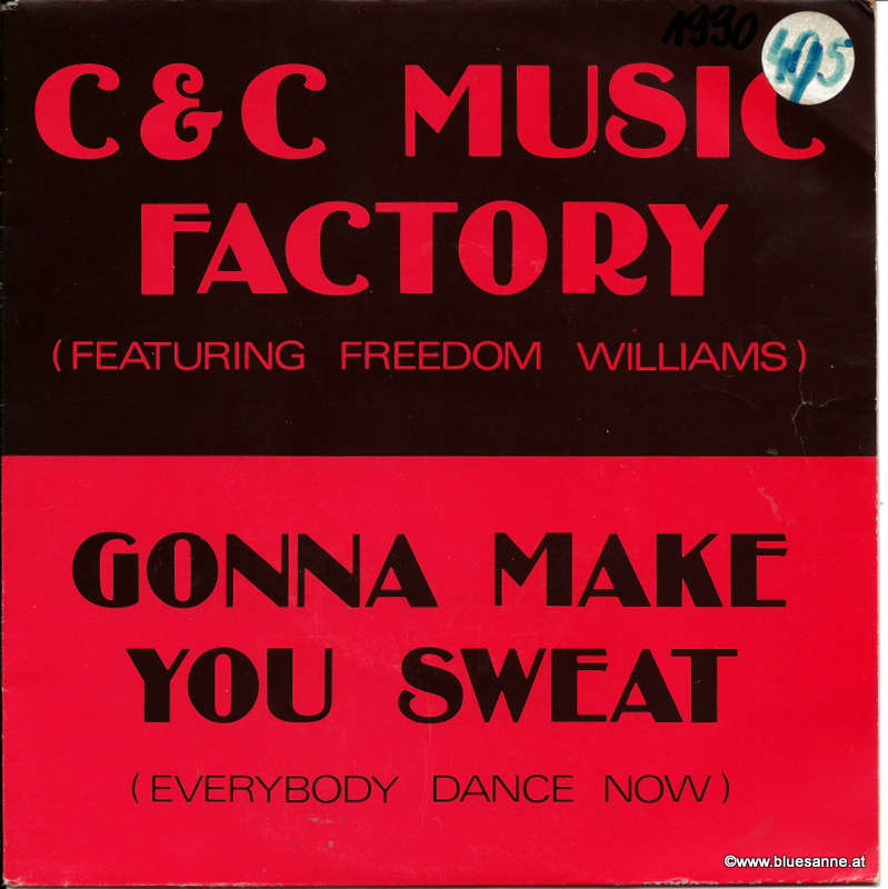 C & C Music Factory - Gonna make you sweat 1990