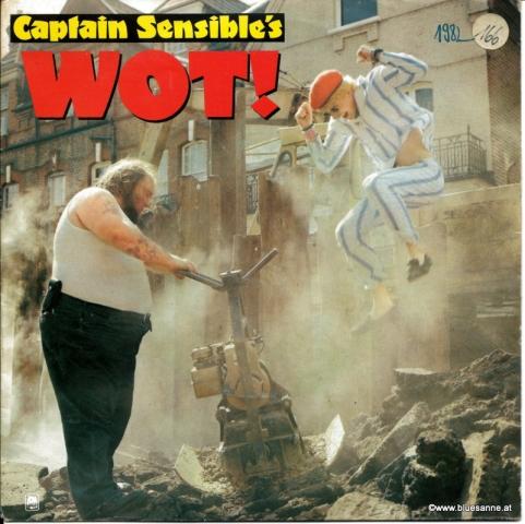 Captain Sensible – Wot! 1982