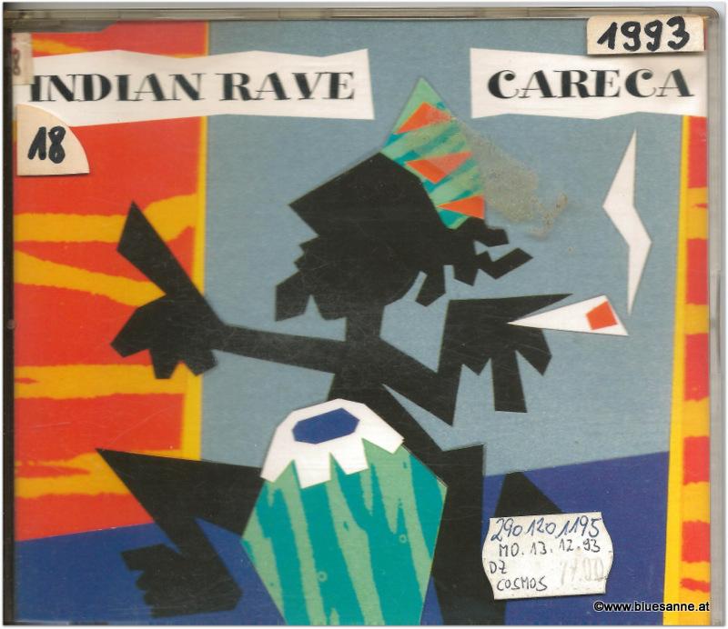 Careca Indian Rave CDSingle