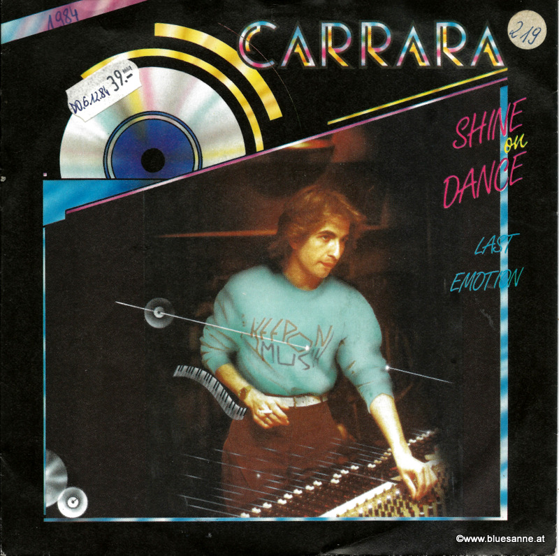 Carrara - Shine on dance 1984