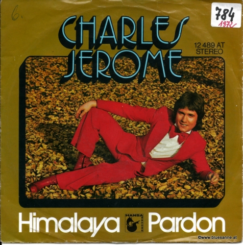 Charles Jerome Himalaya 1972 Single