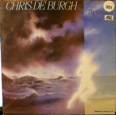 Chris DeBurgh The Getaway 1982 LP