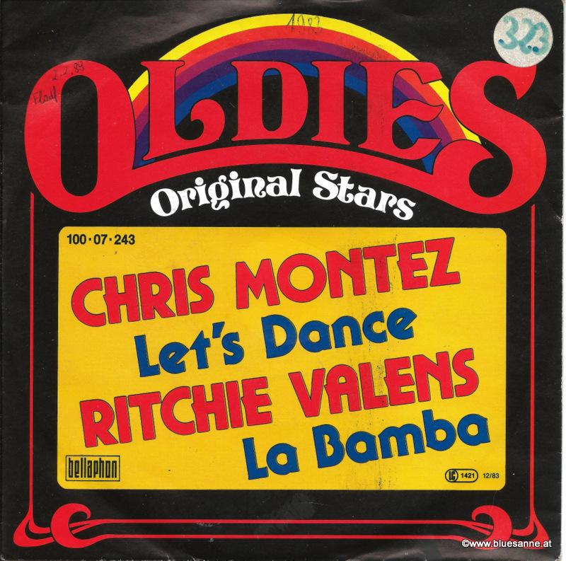 Chris Montez, Ritchie Valens – Let;s Dance La Bamba Single