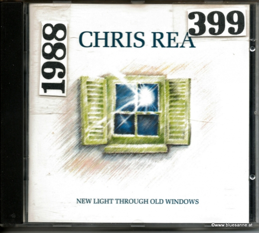 Chris Rea ‎– New Light Through Old Windows (The Best Of Chris Rea) 1988 CD