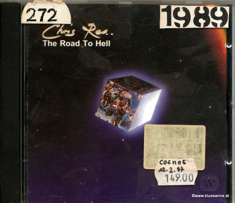Chris Rea Road to hell 1989 CD