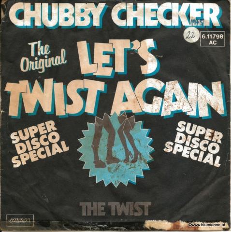 Chubby Checker – Let´s Twist Again 1976/1961