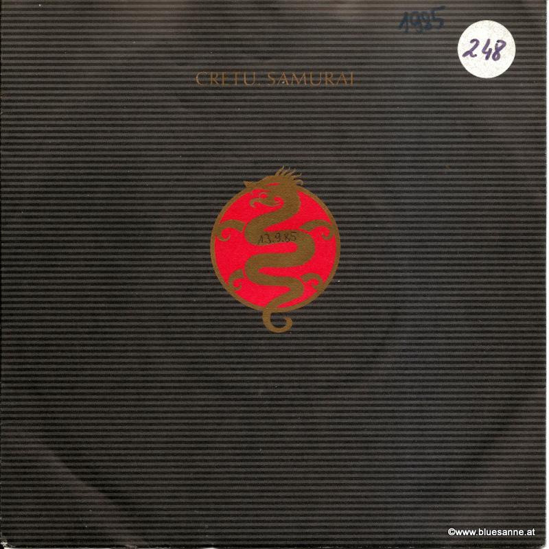 Cretu – Samurai 1985