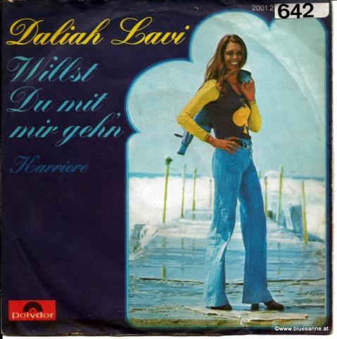 Daliah Lavi – Willst Du mit mir gehn 1971