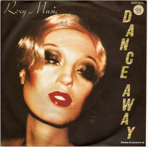 Dance away Roxy Music 1979 Single