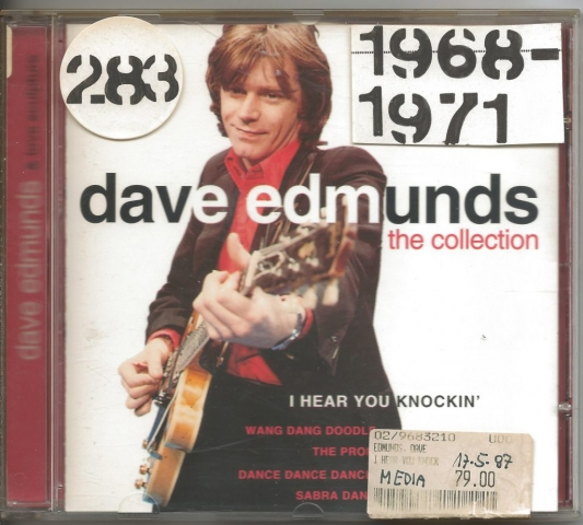 Dave Edmunds ‎– The Collection 1971 CD