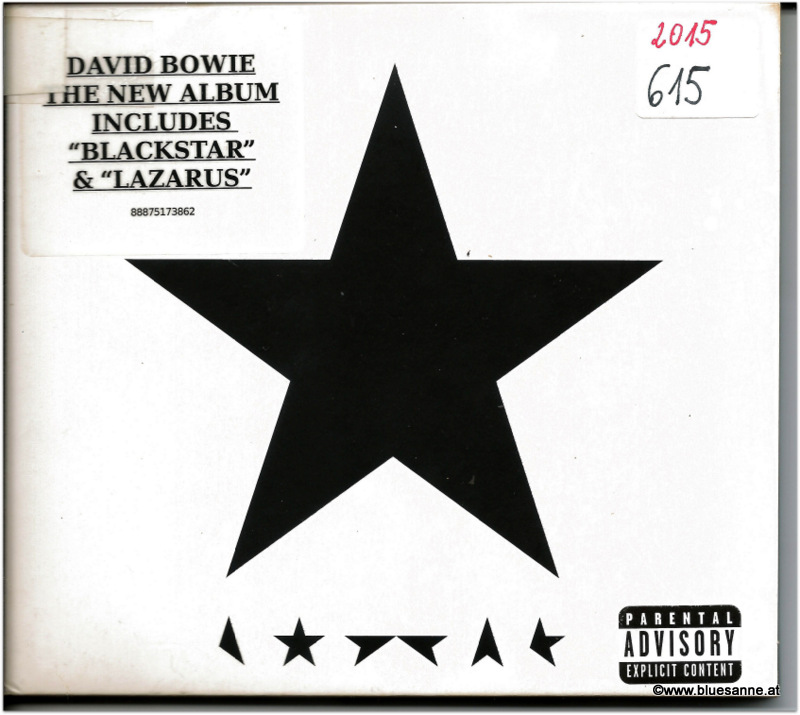 David Bowie Black Star CD