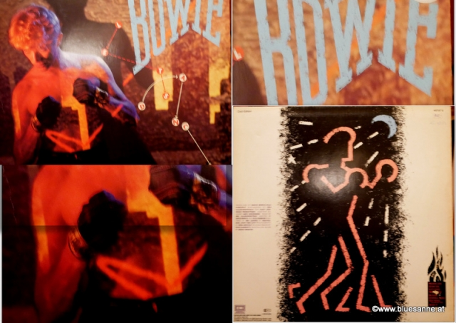 David Bowie Lets Dance LP