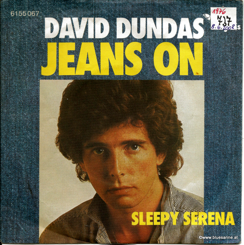 David Dundas – Jeans On 1976