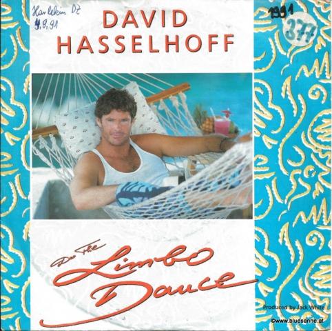 David Hasselhoff – Do The Limbo Dance 1991