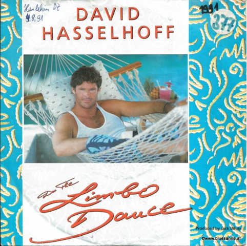 David Hasselhoff ‎– Do The Limbo Dance 1991