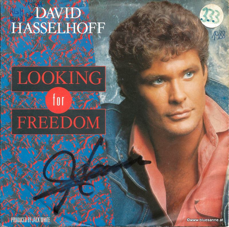 David Hasselhoff - Looking for Freedom 1988