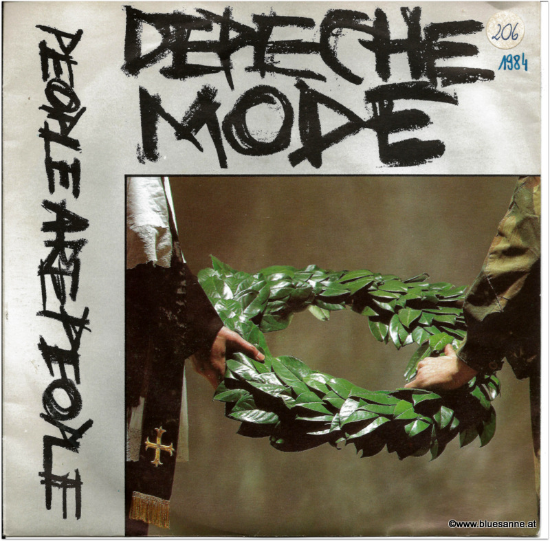 Depeche Mode People are Single