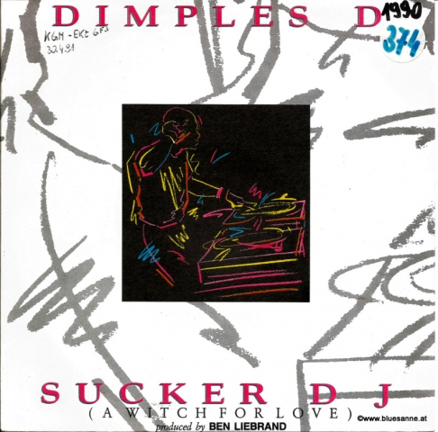 Dimples D ‎– Sucker DJ 1990