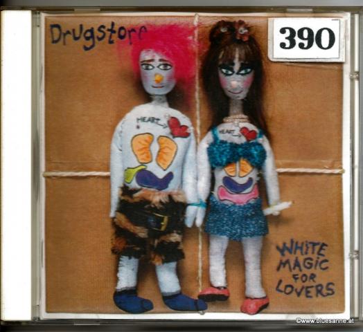 Drugstore White magic for lovers 1998 CD