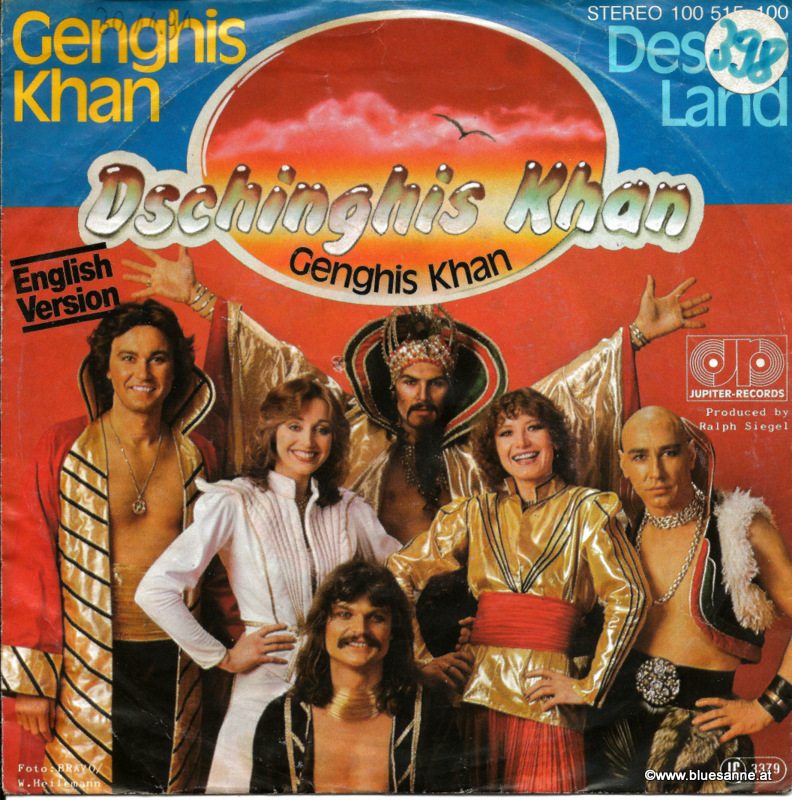Dschinghis Khan - Genghis Khan 1979