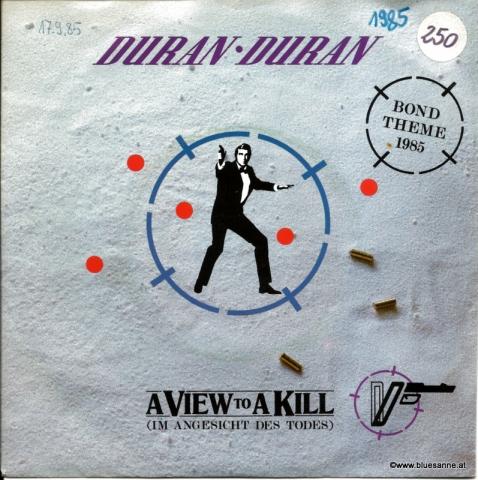 Duran Duran – A View To A Kill 1985