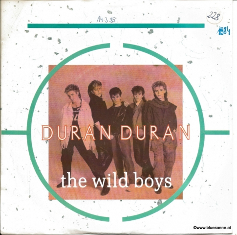 Duran Duran - The wild boys 1984