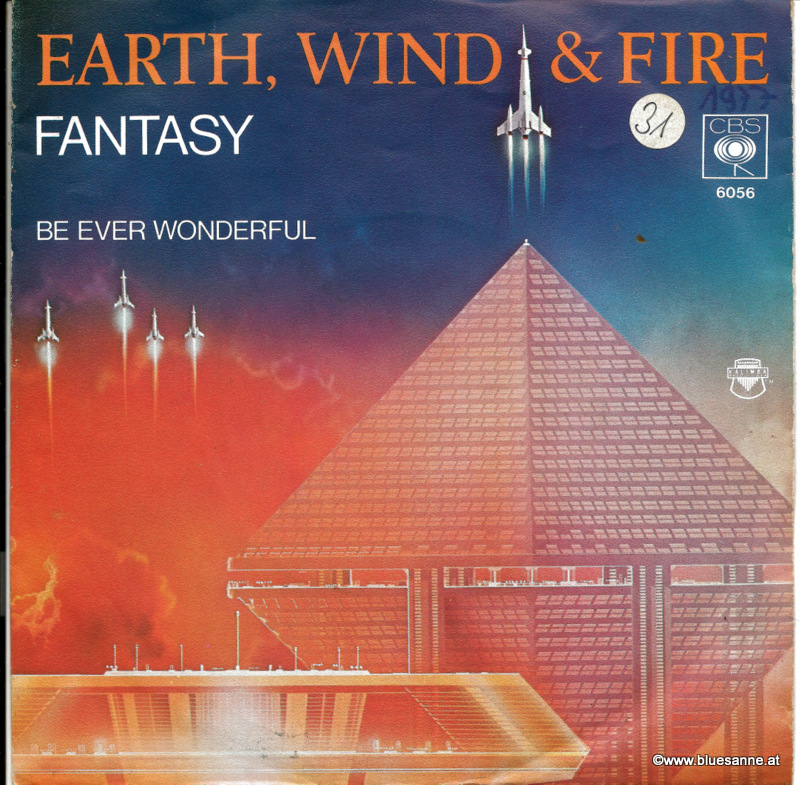 Earth, Wind & Fire ‎– Fantasy 1977