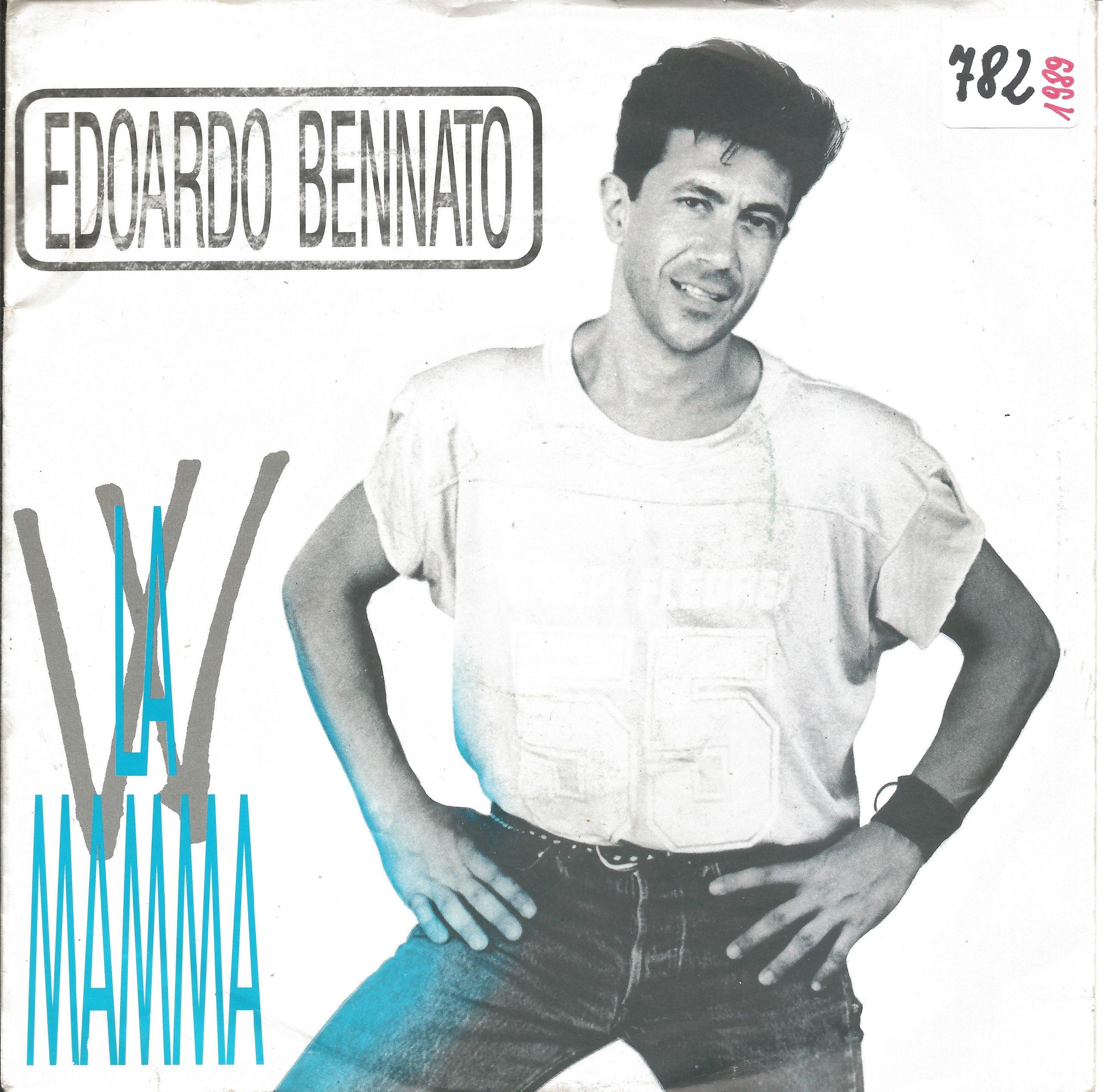 Edoardo Bennato La Mamma 1989 Single