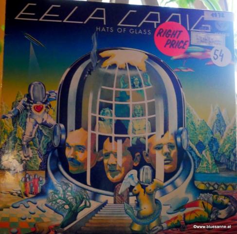 Eela Craig Hats of glass LP