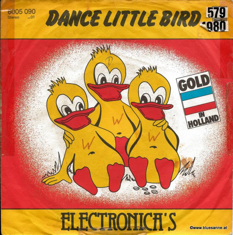 Electronica´s– Dance Little Bird 1980