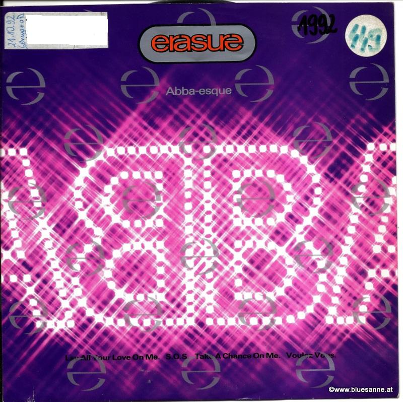 Erasure - Abba-esque 1992