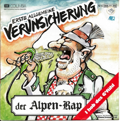 Erste Allgemeine Verunsicherung - AlpenRap 1983