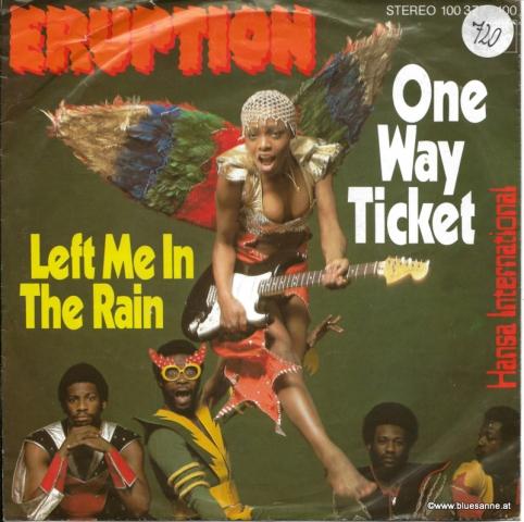 Eruption – One Way Ticket 1979