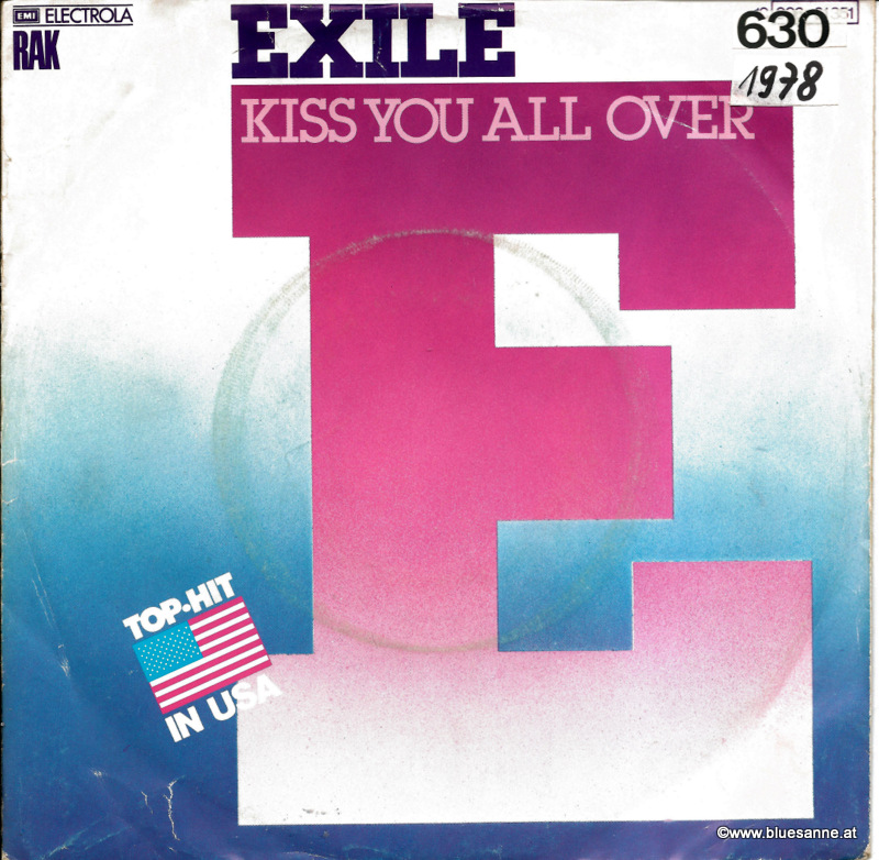 Exile – Kiss You All Over 1978