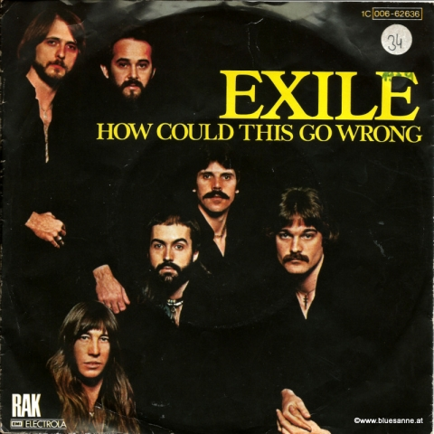 Exile - How could this go wrong 1979