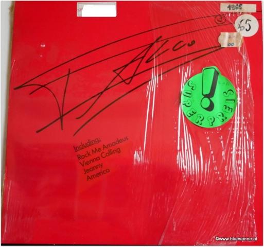 Falco 3 1985 LP