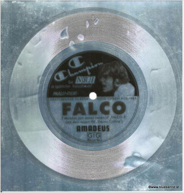 Falco Amadeus SingleFolie