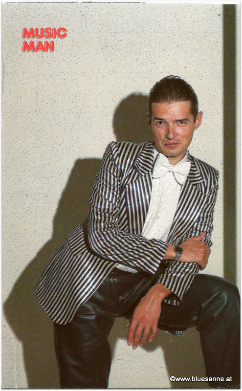 Falco Ansichtskarte 03.10.1985 Front