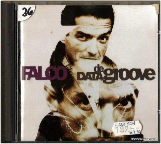 Falco Data de Groove CD